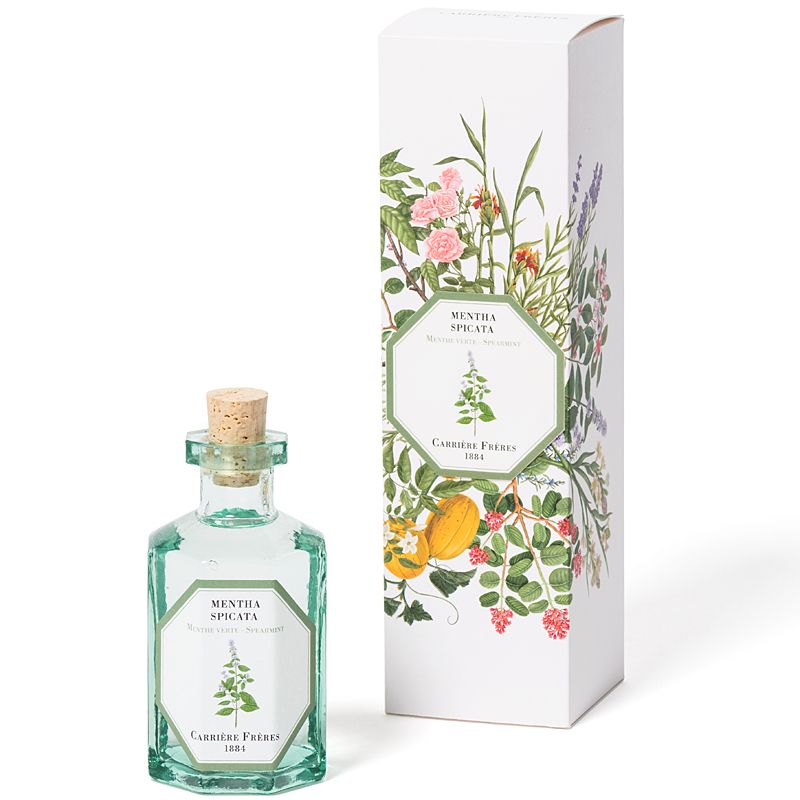 Carriere Freres Spearmint Diffuser with box