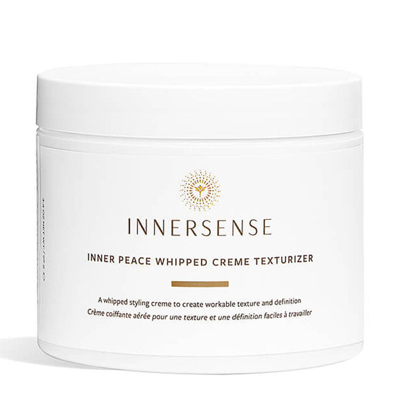 Innersense Organic Beauty Inner Peace Whipped Creme Texturizer 4 oz