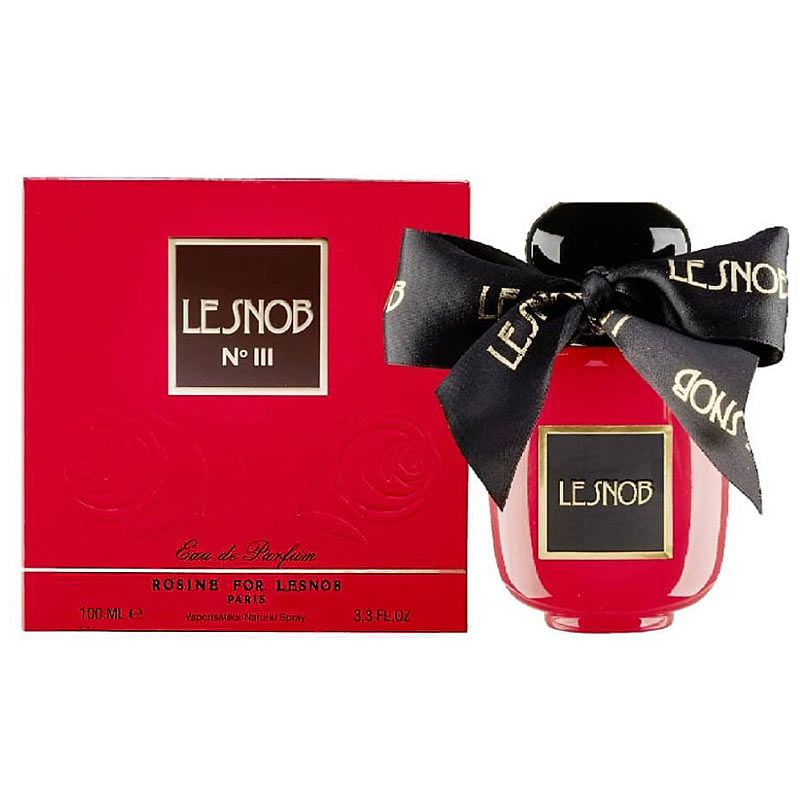 Le Snob No. III Red Rose