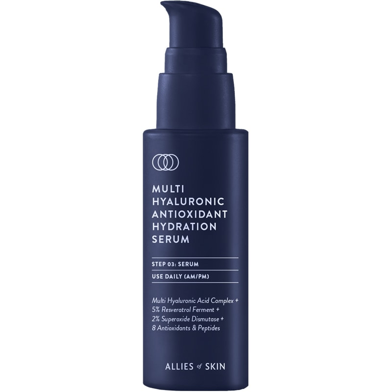 Allies of Skin Multi Hyaluronic Antioxidant Hydration Serum