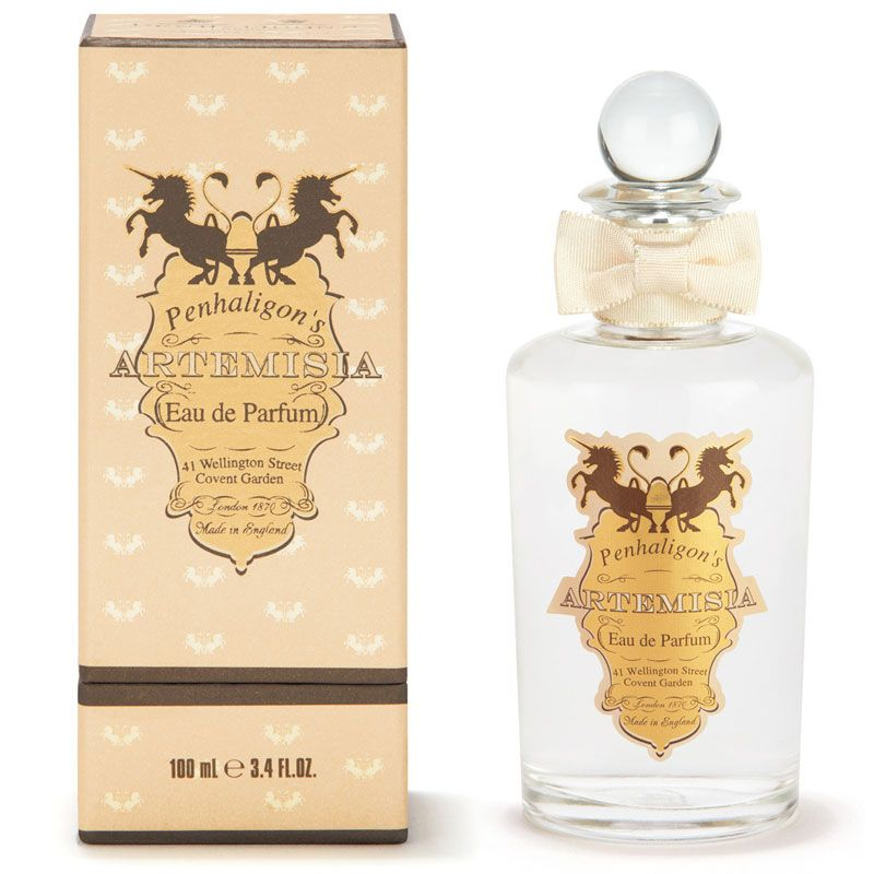 Penhaligon's Artemisia Eau de Parfum and box