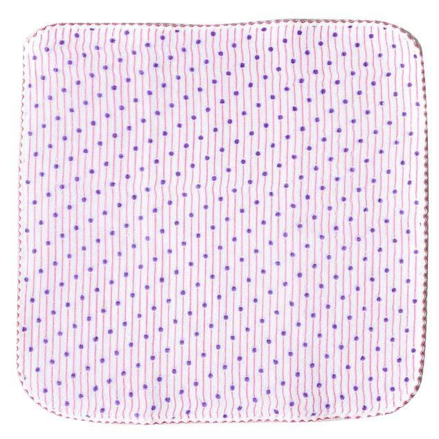 Haikara Little Handkerchief Sudare Pink