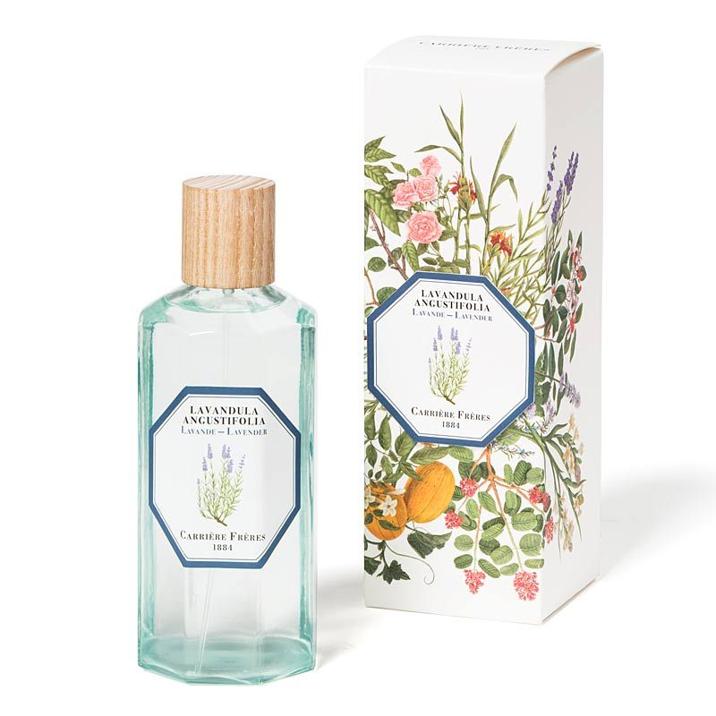 Carriere Freres Lavender Room Spray with box