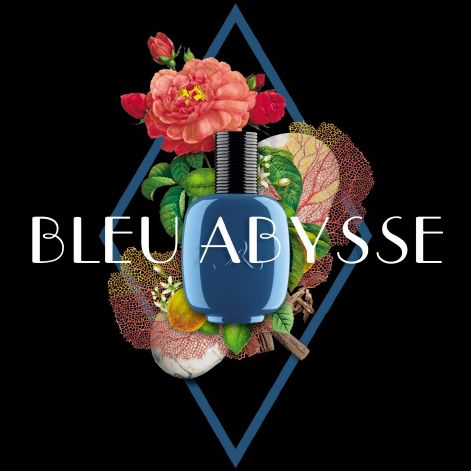 Les Parfums de Rosine Blue Abysse (100 ml) On Flowers
