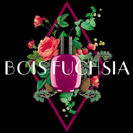 Les Parfums de Rosine Bois Fuchsia (100 ml) On Flowers