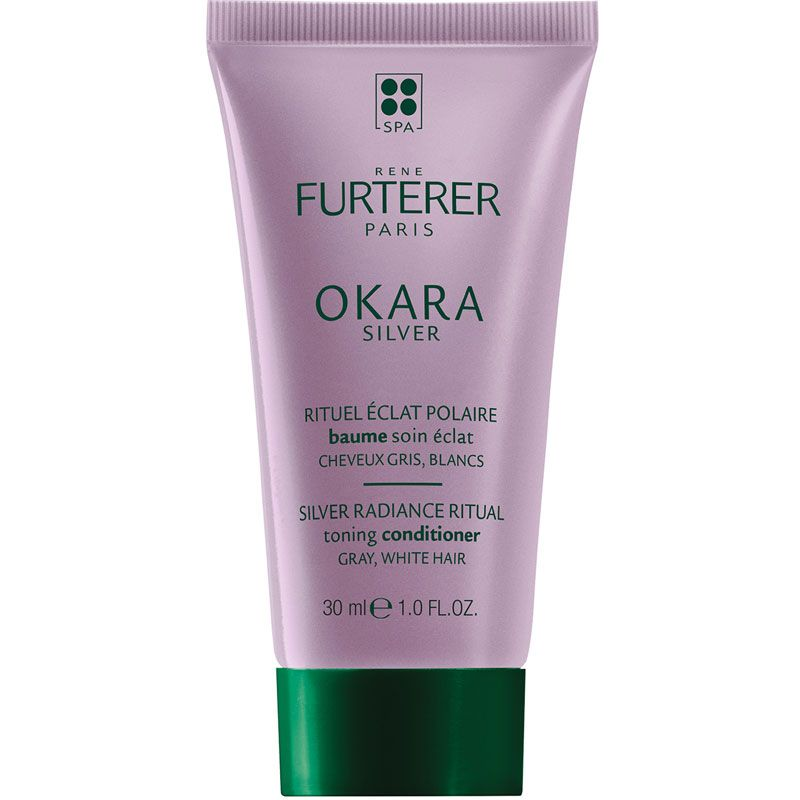 Rene Furterer Okara Silver Toning Conditioner - 30 ml