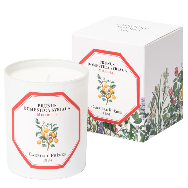 Carriere Freres Mirabelle Candle with box