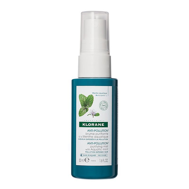 Klorane Purifying Mist with Aquatic Mint (1.6 oz)