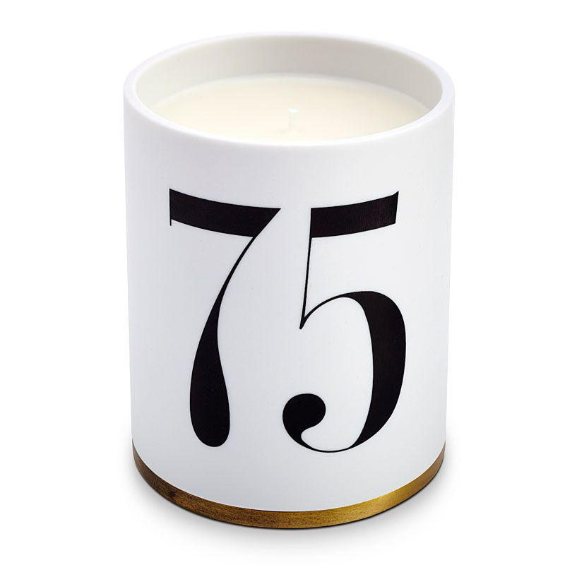 L'Objet The Russe No. 75 Candle angled