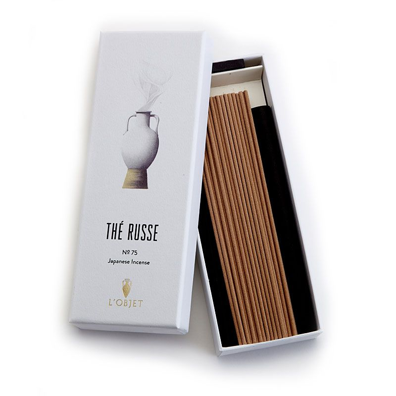 L'Objet The Russe No. 75 Incense in box