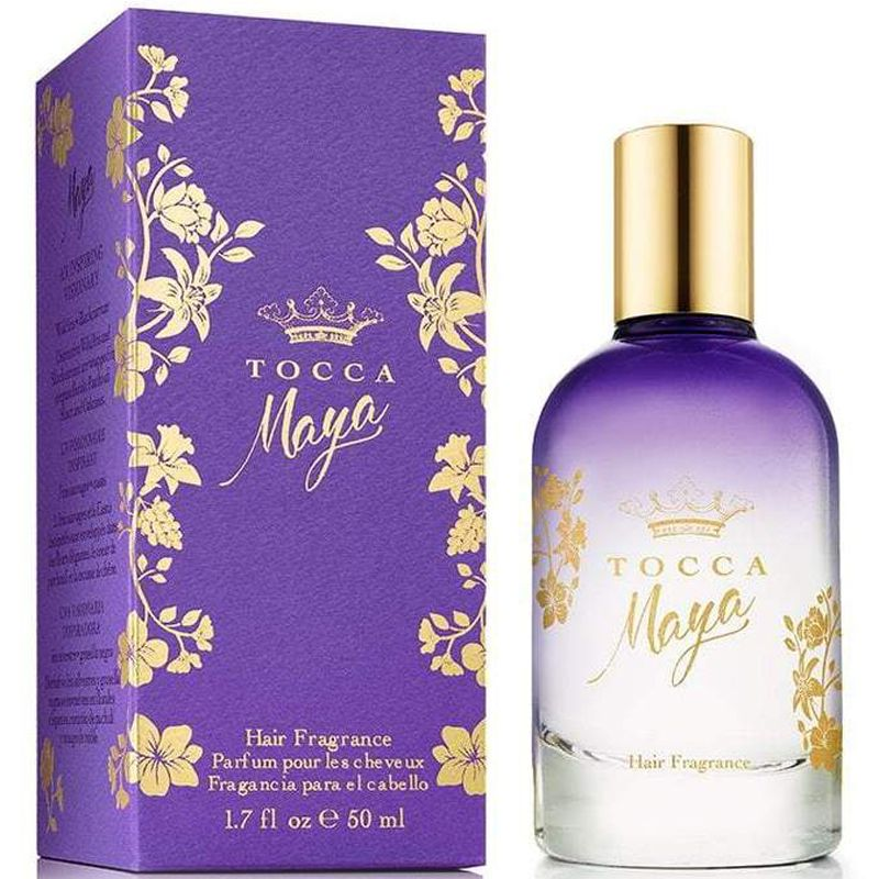 Tocca Beauty Hair Fragrance Maya 50 ml with box