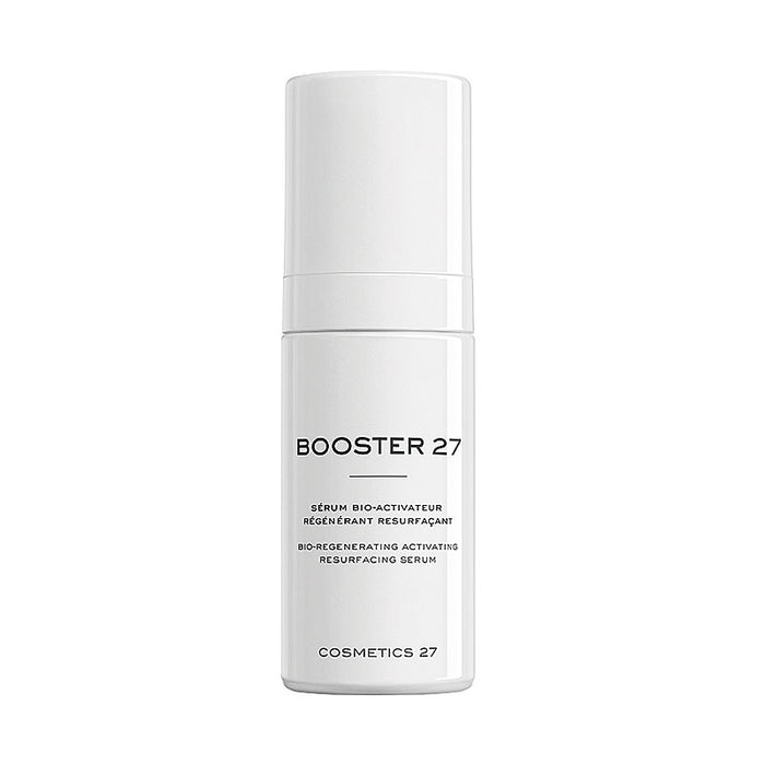 Cosmetics 27 Booster 27 Bio-Regenerating Activating Resurfacing Serum