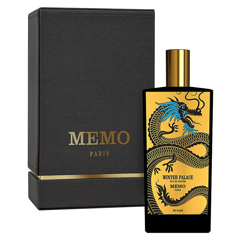 Memo Paris Winter Palace Eau de Parfum 75 ml with box