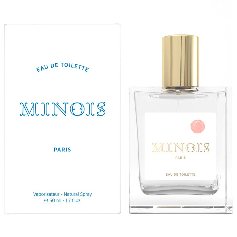 Minois Paris Eau de Toilette (50 ml) with box