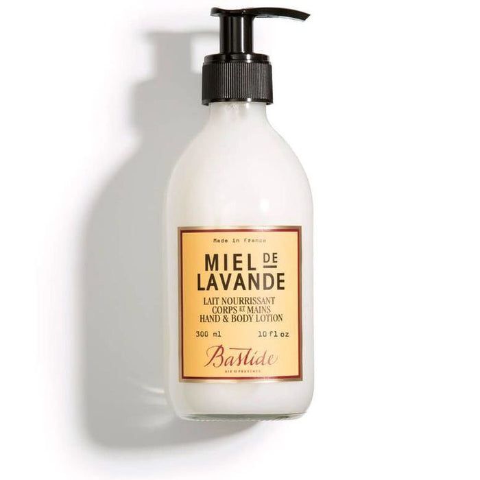 Bastide Miel de Lavande Hand And Body Lotion (300 ml)