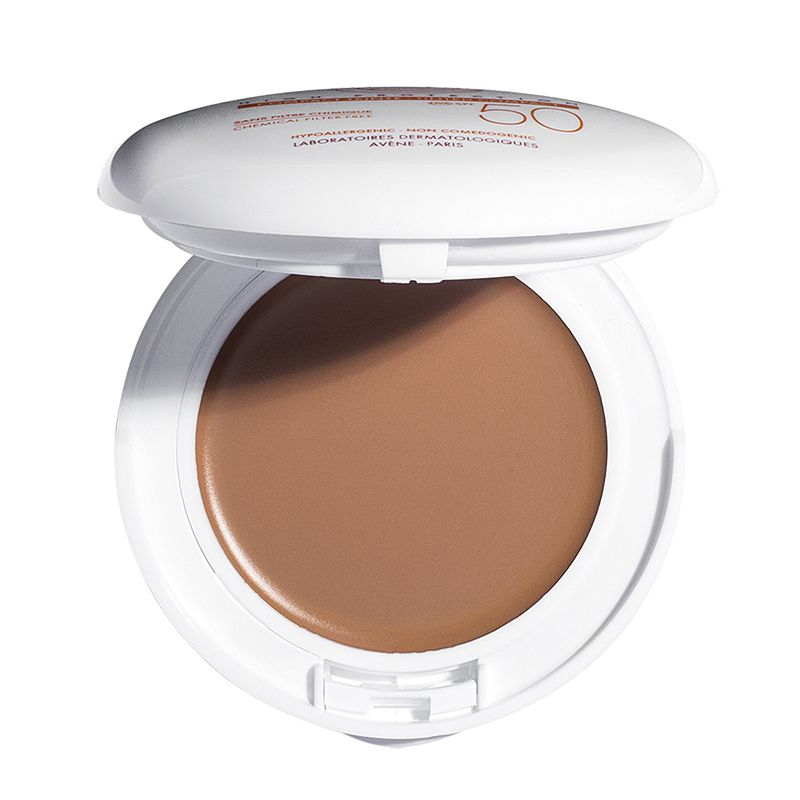Eau Thermale Avene Mineral High Protection Tinted Compact SPF 50 honey
