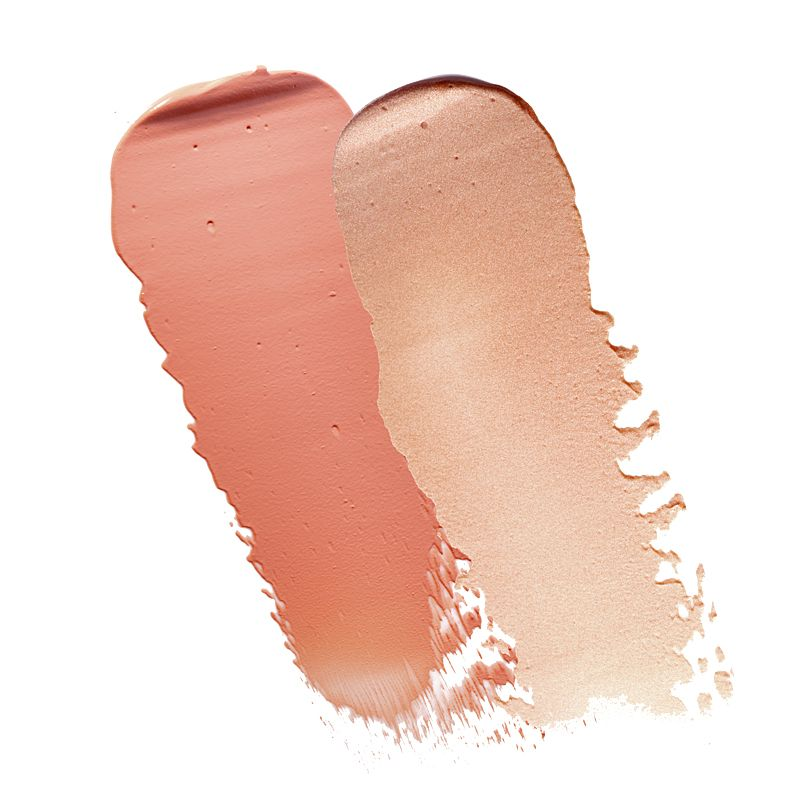Kosas Cosmetics Color & Light Cream - Velvet Melon swatch