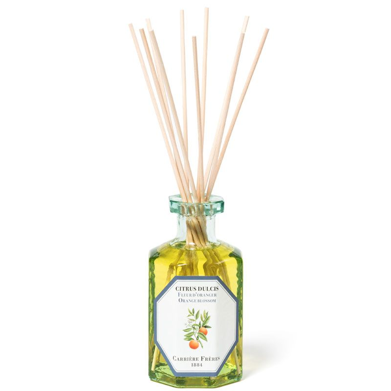 Carriere Freres Orange Blossom Diffuser with reeds