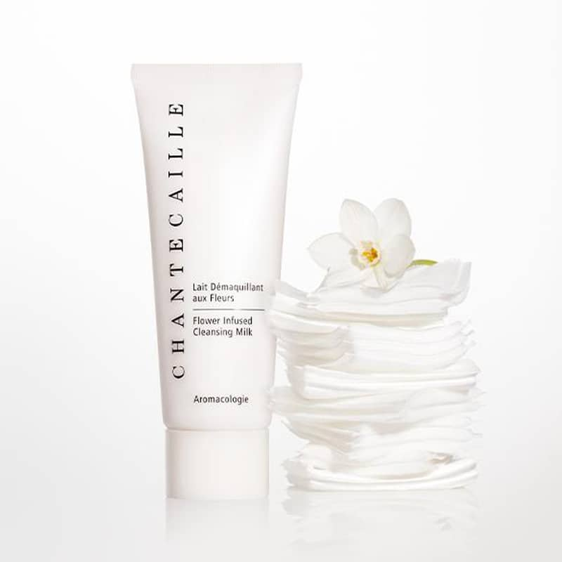 Chantecaille Flower Infused Cleansing Milk (75 ml) beauty shot
