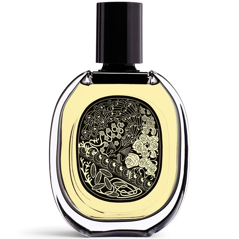 Diptyque Eau Capitale Eau de Parfum (75 ml) back of bottle
