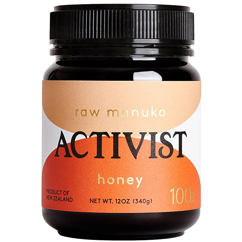Activist Culinary Raw Manuka Honey 100+ MGO (12 oz)