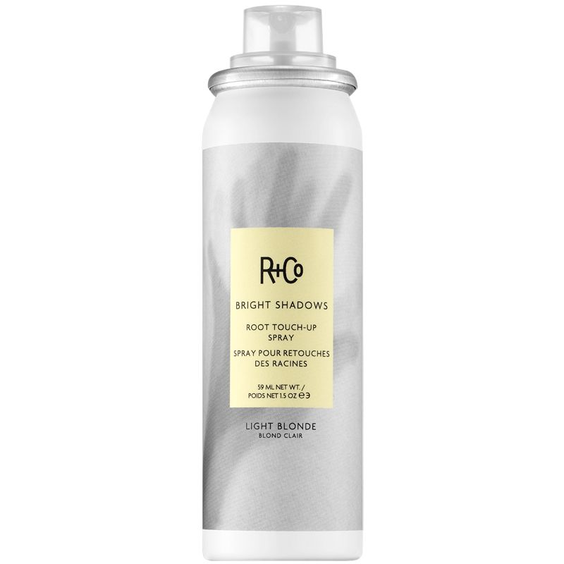 R+Co Bright Shadows Root Touch Up Spray - Light Blonde (1.5 oz)