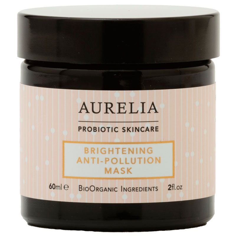 Aurelia Brightening Anti-Pollution Mask jar