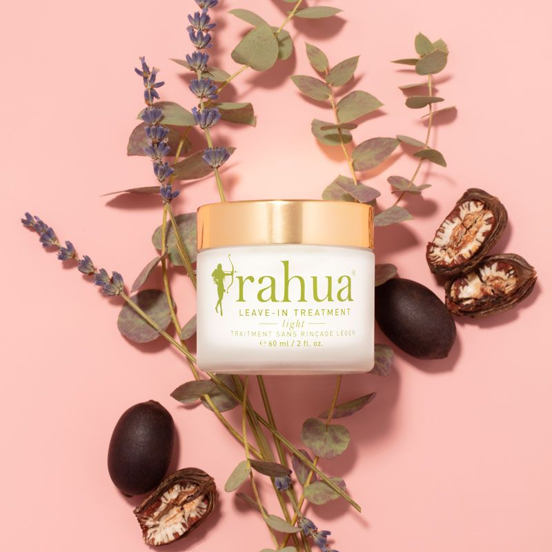 Rahua by Amazon Beauty Leave-In Treatment Light with ingredients