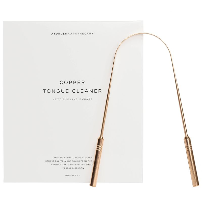 Yoke Copper Tongue Cleaner