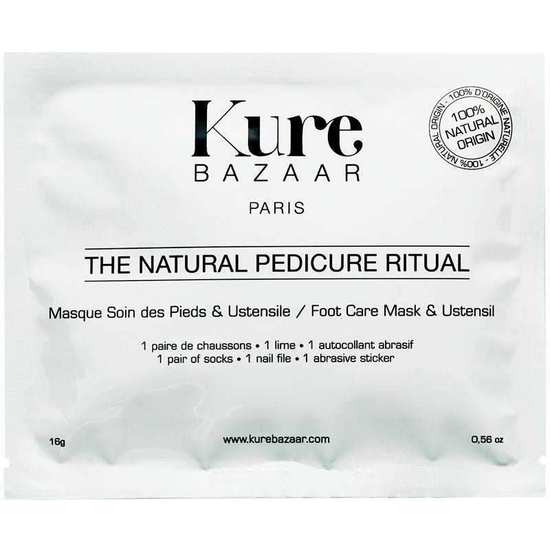 Kure Bazaar The Natural Pedicure Ritual 1 set