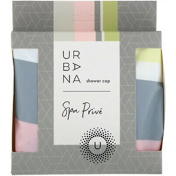 Urbana Spa Prive Shower Cap box