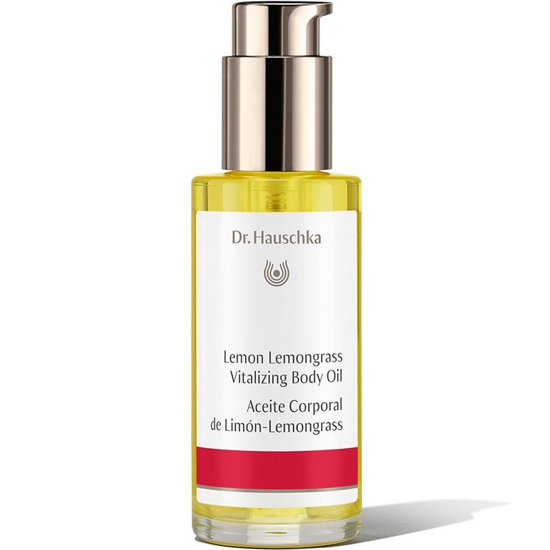 Dr. Hauschka Lemon Lemongrass Vitalizing Body Oil (2.5 oz)
