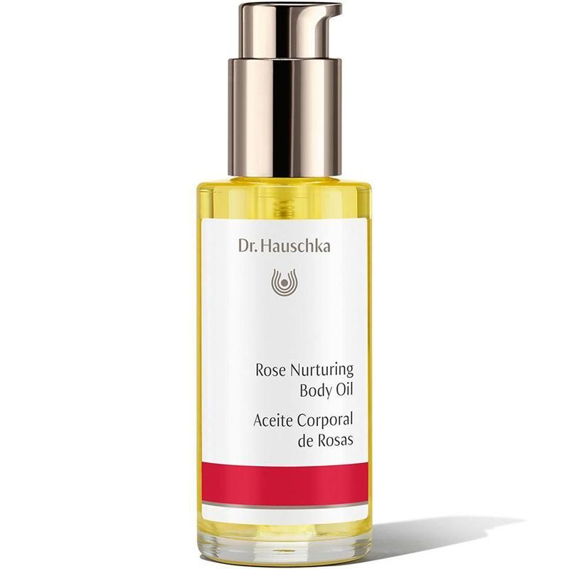 Dr. Hauschka Rose Nurturing Body Oil (2.5 oz)