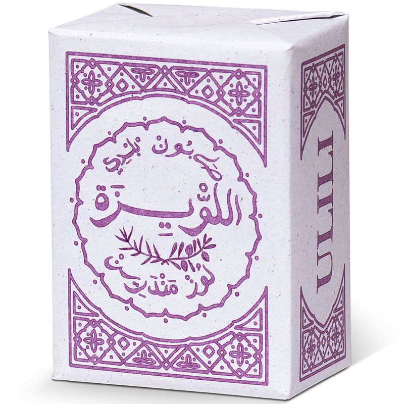 ULILI Moroccan Scents Scented Soap – Louisa (150 g) wrapped