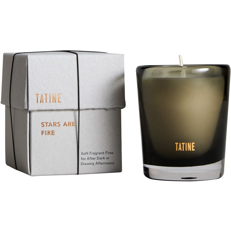 TATINE Stars are Fire Forest Floor Candle (8 oz)