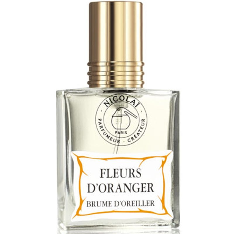 Parfums de Nicolai Fleurs d'Oranger Pillow Spray (30 ml)