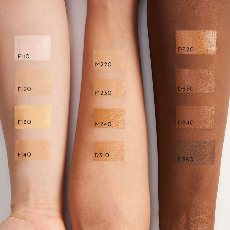 Kjaer Weis Concealer Arm Swatches
