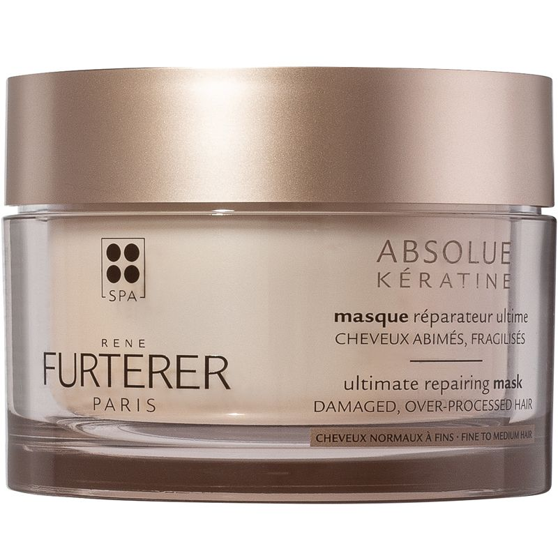 Rene Furterer Absolute Keratine Ultimate Repairing Mask Fine to Medium Hair (6.9 oz)