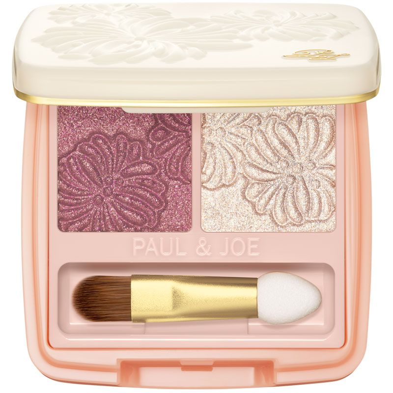 Paul & Joe Eye Color Duo - Evening Dress (02) shown in compact (sold separately)