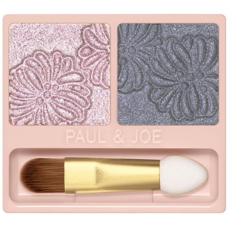 Paul & Joe Eye Color Duo - Ciel de la Nuit (04) Compacts sold separately