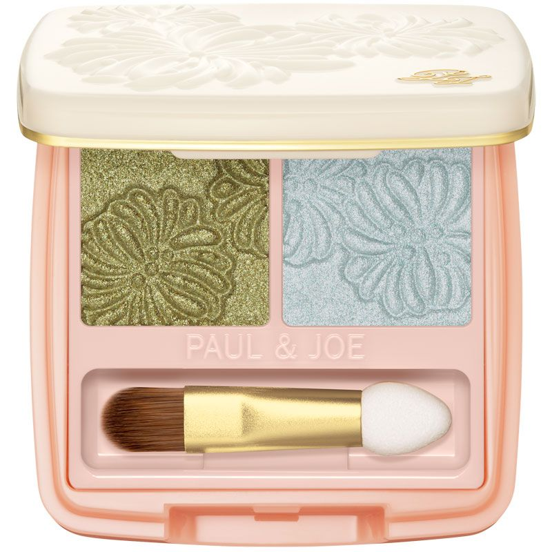 Paul & Joe Eye Color Duo - Marsh Bird (07) shown in compact (sold separately)