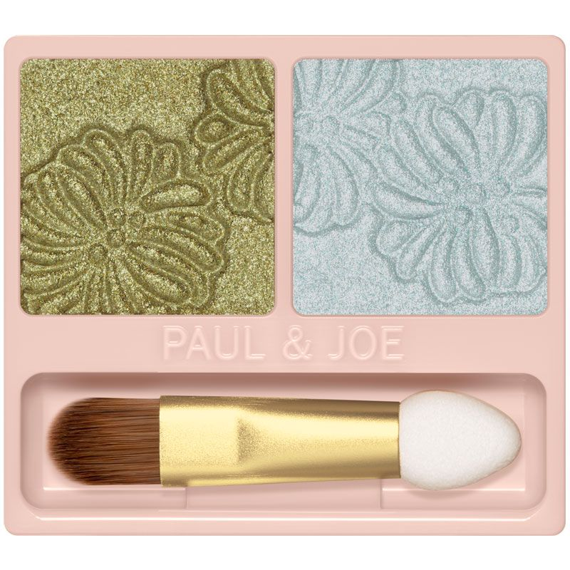 Paul & Joe Eye Color Duo - Marsh Bird (07) shown alone without compact (sold separately)