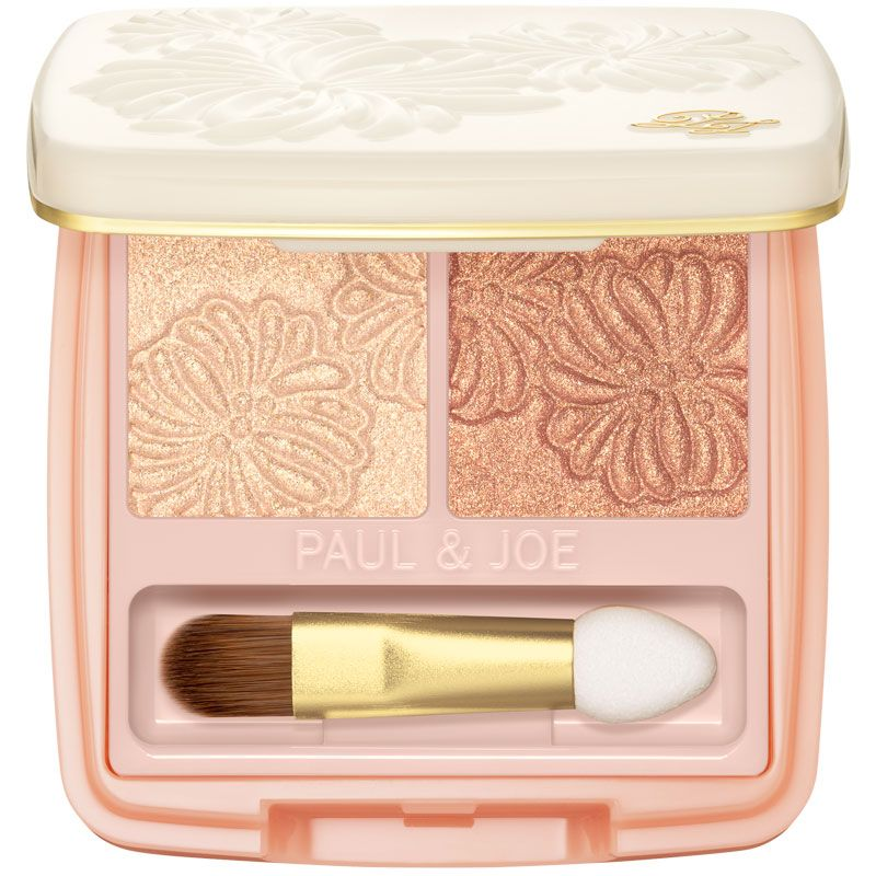 Paul & Joe Eye Color Duo - Tropezienne (08) shown in compact (sold separately)