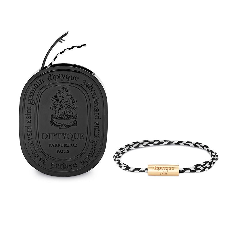 Diptyque Eau Capitale Perfumed Bracelet with case