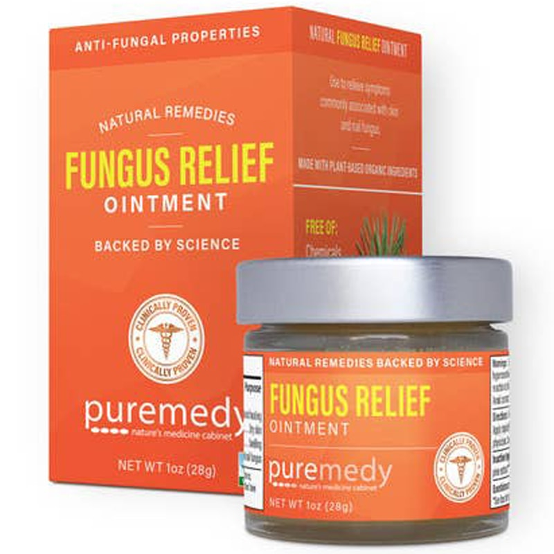 Puremedy Fungus Relief Ointment (1 oz)