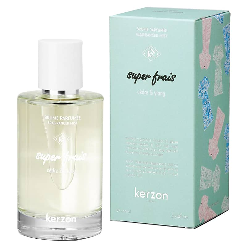 Kerzon Fragranced Mist - Super Frais (100 ml)