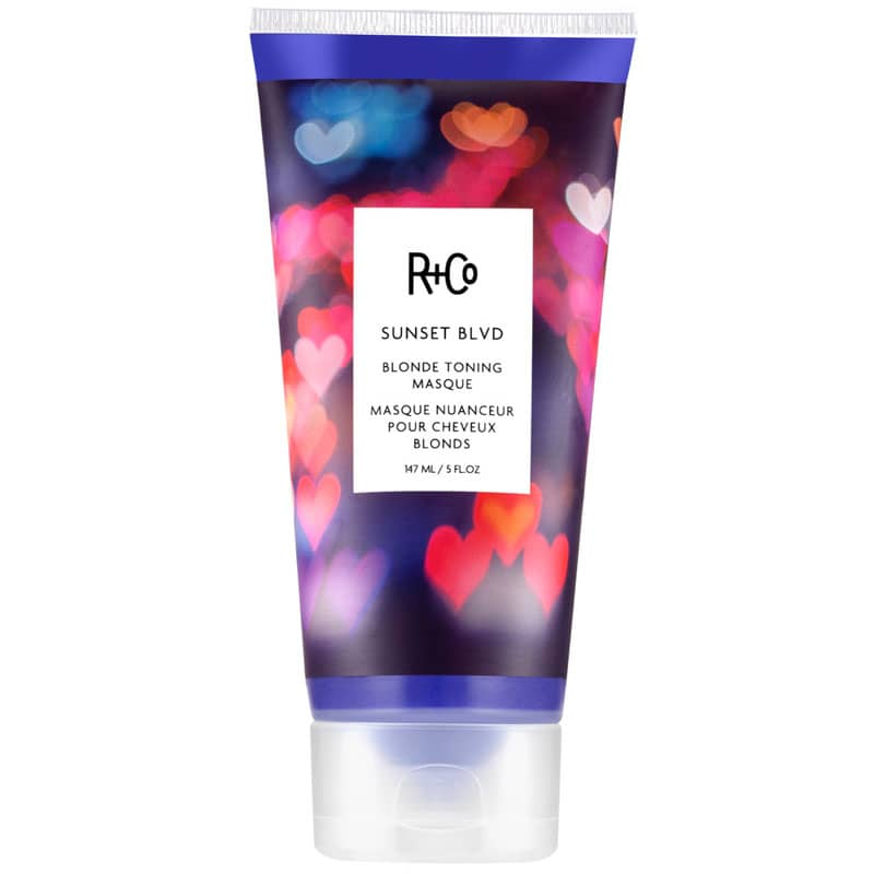 R+Co Sunset Blvd Blonde Toning Masque (5 oz)