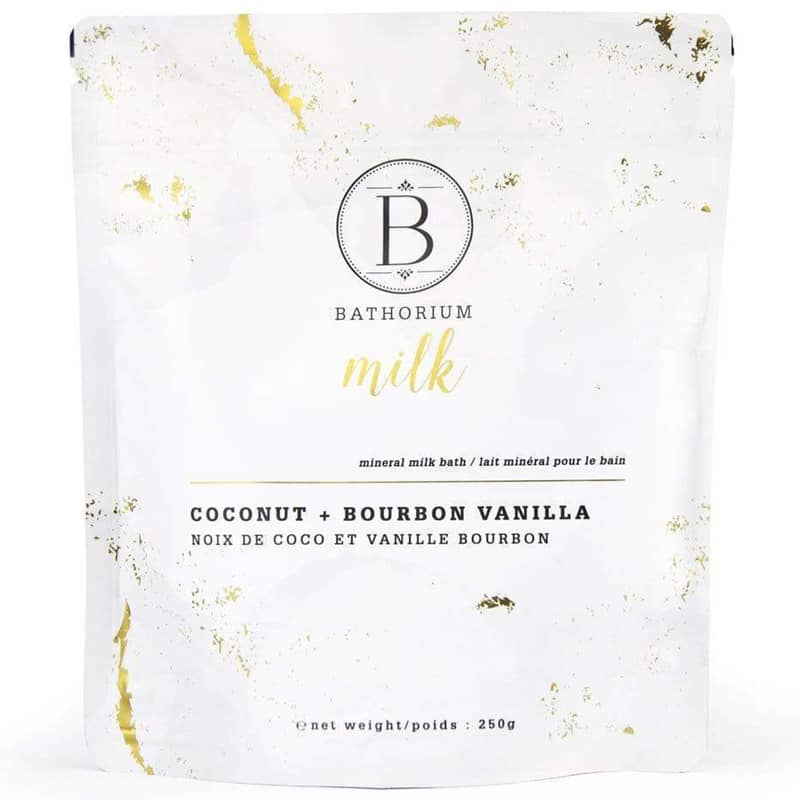 Bathorium MILK Coconut + Vanilla Mineral Bath Soak (250 g)