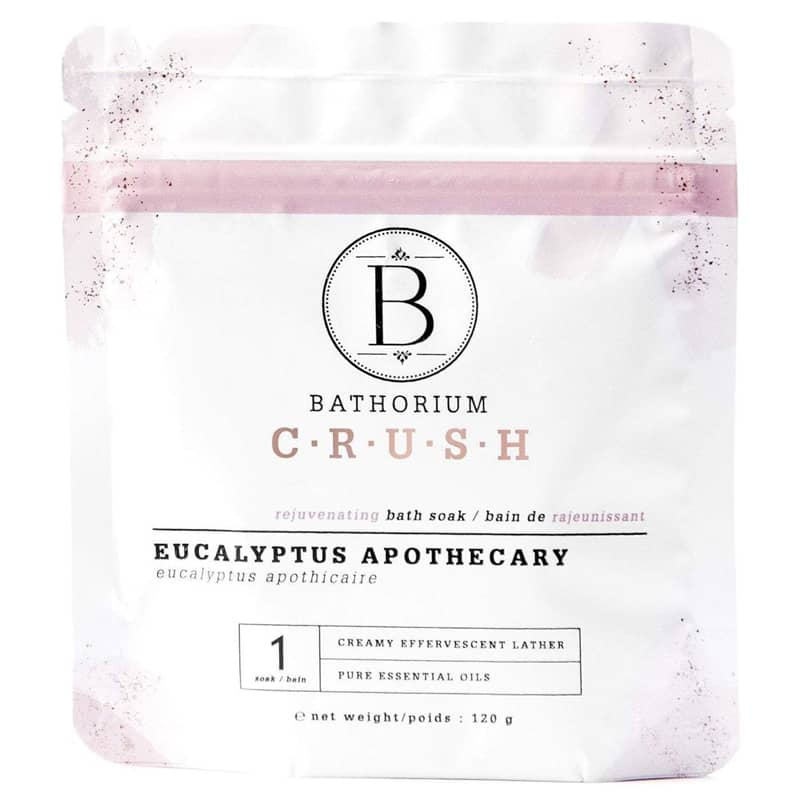 Bathorium Eucalyptus Apothecary Crush Bath Soak (120 g)