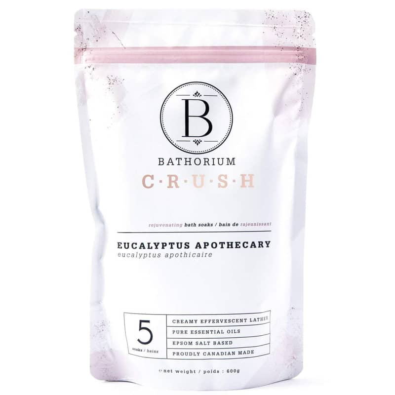 Bathorium Eucalyptus Apothecary Crush Bath Soak (600 g)